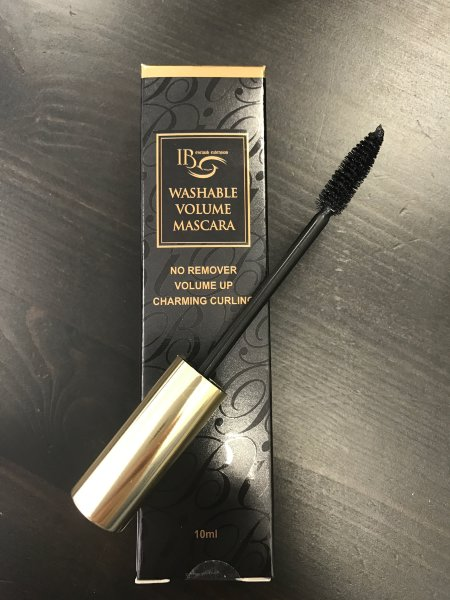 Тушь WASHABLE VOLUME MASCARA